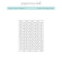 Papertrey Ink - Metal Dies - Pumpkins Cover Plate