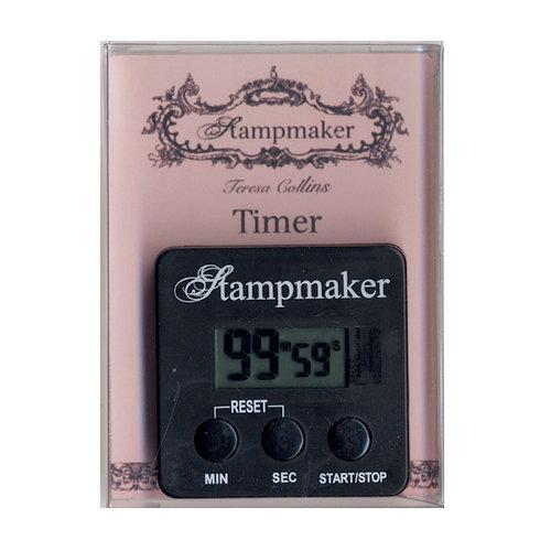 Teresa Collins - Stampmaker Machine Accessories - Timer