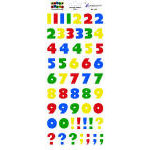 Paper Wizard - Block Party Collection - Lego - Stickers - Numbers