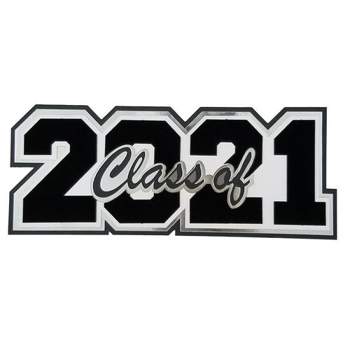 Paper Wizard - School Collection - Die Cuts - Class of 2021