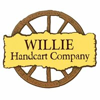 Paper Wizard - Die Cuts - Willie Handcart Company