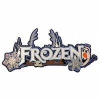 Paper Wizard - Die Cuts - Frozen Title