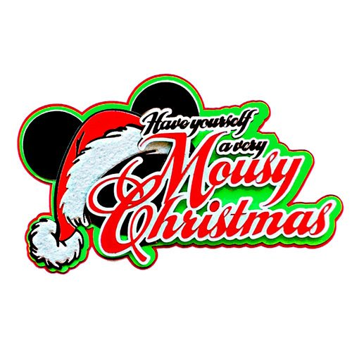 Paper Wizard - Mousy Christmas