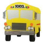 Paper Wizard - Die Cuts - Back to School - School Bus