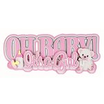 Paper Wizard - Die Cuts - Oh Baby, It's a Girl