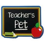 Paper Wizard - Die Cuts - Back to School - Teacher's Pet