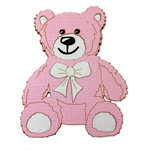 Paper Wizard - Oh Baby Collection - Teddy Bears Minis - Pink