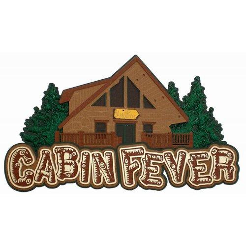 Paper Wizard - Die Cuts - Cabin Fever