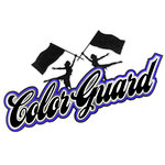 Paper Wizard - Big League Sports Collection - Die Cuts - Color Guard