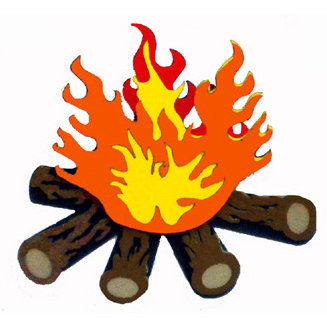 Paper Wizard - Die Cuts - Campfire Minis