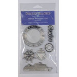 Paper Wizard - Clear Acrylic Stamp Set - Cruise