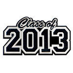 Paper Wizard - Graduation Collection - Class of 2013 - Stacked