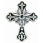 Paper Wizard - Special Occasions Collection - Die Cuts - Ornate Cross