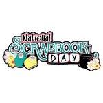 Paper Wizard - Die Cuts - National Scrapbook Day Title