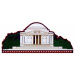Paper Wizard - My Country 'Tis of Thee Collection - Die Cuts - Jefferson Memorial