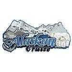 Paper Wizard - Die Cuts - Alaskan Cruise