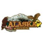 Paper Wizard - Die Cuts - Alaska Wood Collage