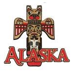 Paper Wizard - Die Cuts - Alaska Wood Title