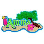 Paper Wizard - Island Paradise Collection - Die Cuts - Aruba