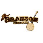Paper Wizard - Travel Collection - Die Cuts - Branson, Missouri Title