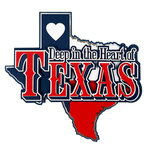 Paper Wizard - Texas Collection - Die Cuts - Deep in the Heart of Texas