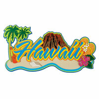 Paper Wizard - Hawaii Collection - Die Cuts - Hawaii 3
