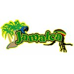 Paper Wizard - Island Paradise Collection - Die Cuts - Jamaica Title