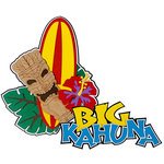 Paper Wizard - Hawaii Collection - Die Cuts - Big Kahuna