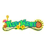 Paper Wizard - Island Paradise Collection - Die Cuts - Key West