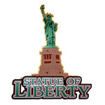 Paper Wizard - New York New York Collection - Statue of Liberty Title