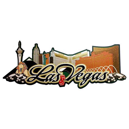 Paper Wizard - Las Vegas Collection - Las Vegas Collage