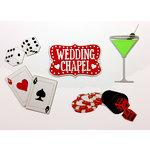 Paper Wizard - Las Vegas Collection - Las Vegas Martini Minis