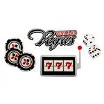Paper Wizard - Las Vegas Collection - Las Vegas Players Minis
