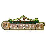 Paper Wizard - Die Cuts - State Title - Oregon