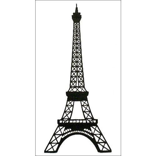 Paper Wizard - Die Cuts - Paris - Eiffel Tower