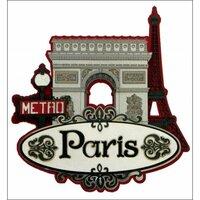 Paper Wizard - Die Cuts - Paris Collage