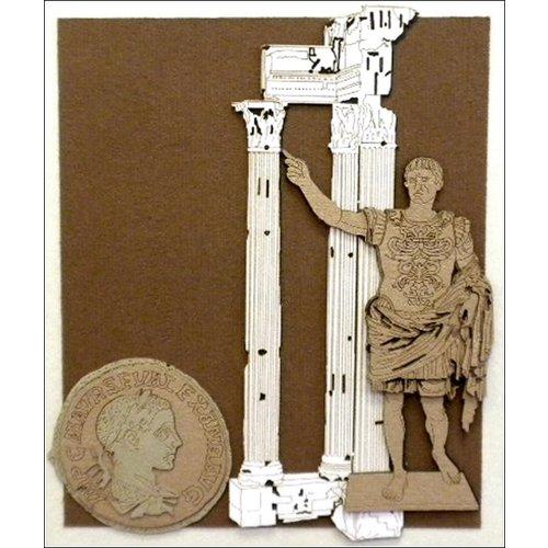 Paper Wizard - Die Cuts - Rome Minis