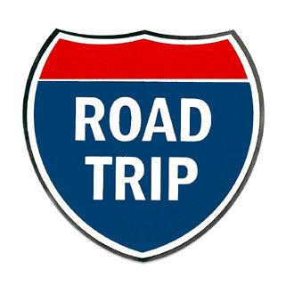 Paper Wizard - Die Cuts - Road Trip