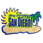 Paper Wizard - Die Cuts - Stay Scrappy San Diego Title