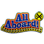 Paper Wizard - Die Cuts - All Aboard - Title