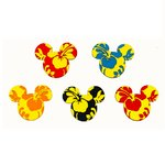 Paper Wizard - Die Cuts - Aloha Life Mousy Heads