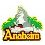 Paper Wizard - Theme Park Fun Collection - Die Cuts - Anaheim Tram Title
