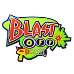 Paper Wizard - Theme Park Collection - Die Cuts - Blast Off Title