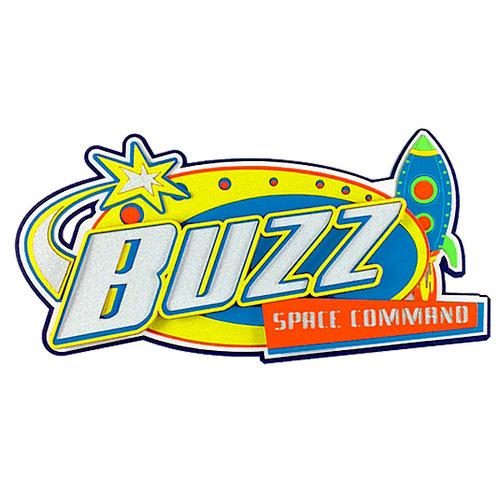 Paper Wizard - Die Cuts - Buzz Title