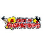 Paper Wizard - Die Cuts - Cast of Characters Autograph Book Title