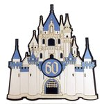Paper Wizard - Die Cuts - 60th Anniversary Castle