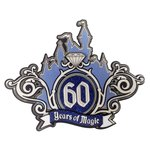 Paper Wizard - Die Cuts - 60th Anniversary Title