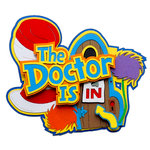 Paper Wizard - Die Cuts - The Doctor Is In