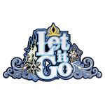Paper Wizard - Frozen Collection - Die Cuts - Let it Go Title