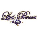 Paper Wizard - Disney - Die Cuts - Little Princess Violet Title